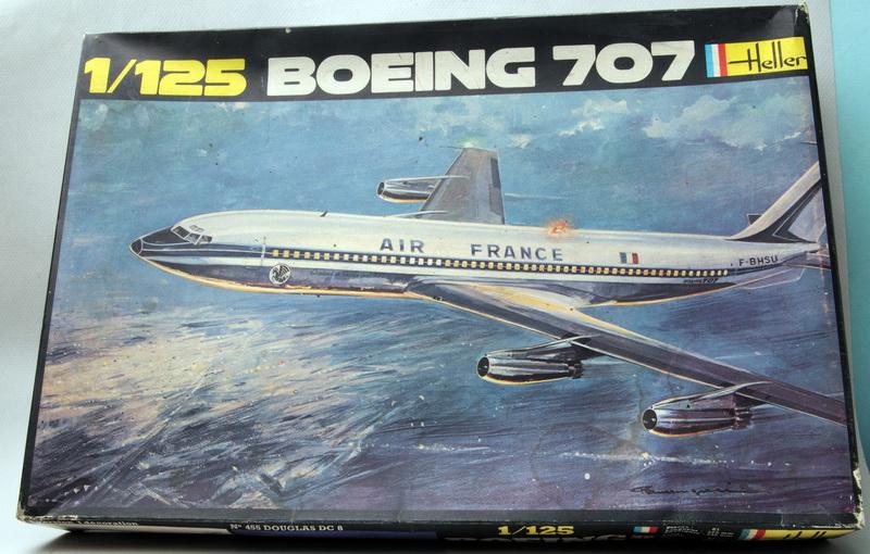 Boeing 707 1/125e Heller_Boeing_707