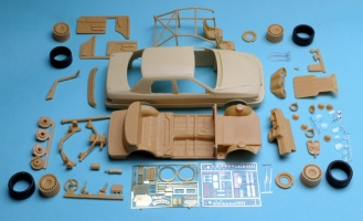 ctr2422 ford sierra cosworth gra sans decals