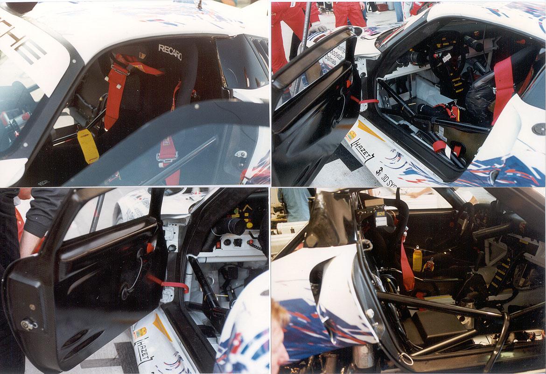 Renaissance GT1 1996 detail 1